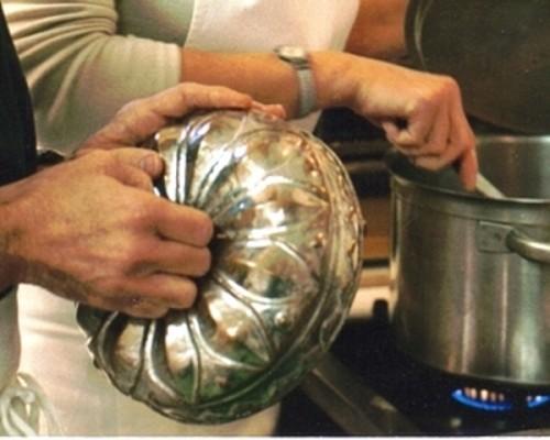 Cuisine maison simple et soignée à la Villa Gaia