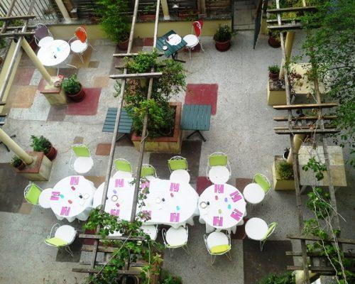repas végétariens ou traditionnels pour séminaires et stages à la Villa Gaia